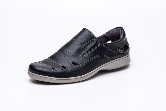 Sandalias Cuero Hombre Náuticas- Renno Calzados- Jerry Air