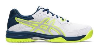 Asics Zapatillas Tenis Hombre Gel Padel Pro 4 Blanco- Verde