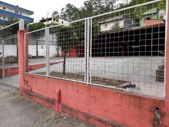Terreno Para Alugar, 500 M² Por R$ 6.700/mês - Centro - Ribeirão Pires/sp - Te0271