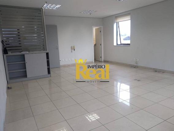 Sala, 45 M² - Venda Por R$ 250.000,00 Ou Aluguel Por R$ 1.000,00/mês - Vila Leopoldina - São Paulo/sp - Sa0249