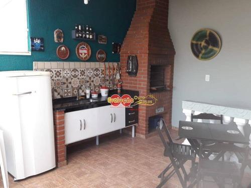 Imagem 1 de 14 de Casa - Jardim México - Ca4310