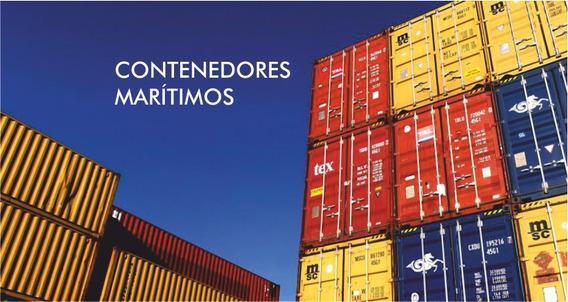 Contenedores Maritimos Containers Nuevos Y Usados Vacios