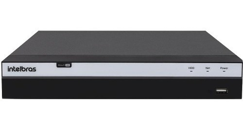 Dvr Stand Alone Intelbras Mhdx 5208 8 Canais 4k 8mp