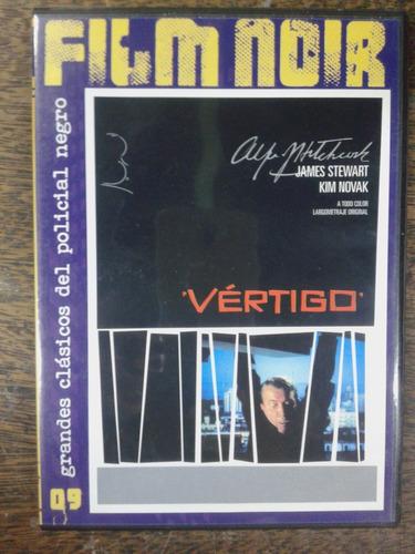 Imagen 1 de 4 de Vertigo * Clasicos Del Policial Negro * Dvd *