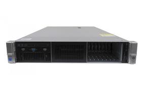 Servidor Hpe Hp Dl380 Gen9 2x E5-2630 V3 (8 Cores) 32gb