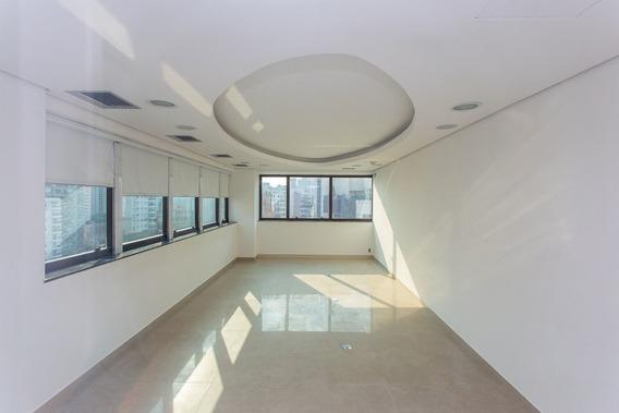 Sala Comercial À Venda, Moema, 50m², 1 Vaga! - It55299
