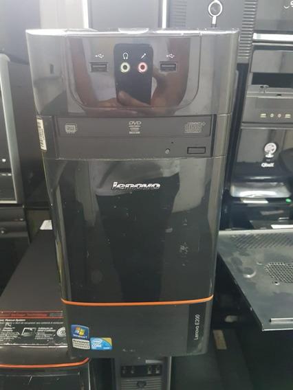 Desktop Lenovo E200 Dual Core Ddr2 - 2gb Ram 320 Gb