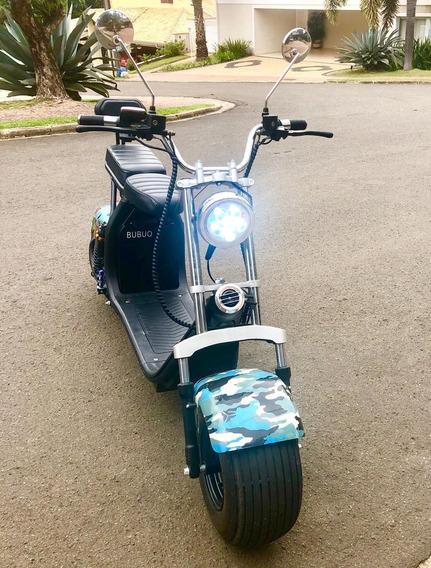 Scooter Elétrica Bubuo