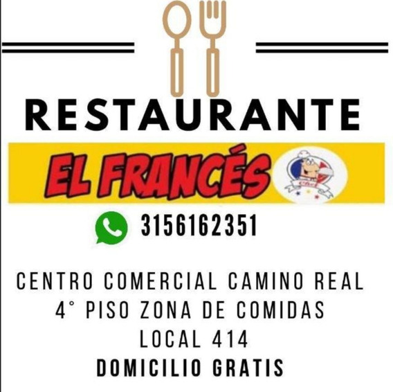 Restaurante En Venta Centro De Medellín