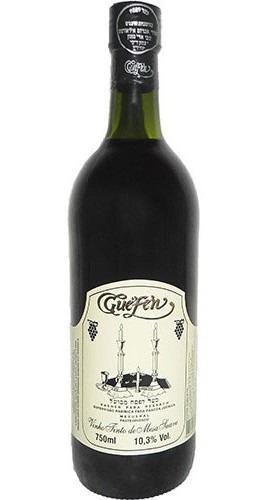 Vinho Tinto Suave Isabel/bordô 750ml - Guéfen