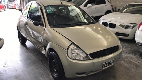 Ford Ka Tatoo 2005 Chocado Fkj