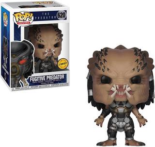 Funko Pop Fugitive Predator Unmasked Chase