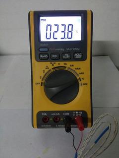 Multímetro Full Energy Va 17 Dmm, Como Nuevo + Regalo!!!