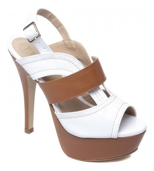 Sapato Feminino- Meia Pata