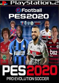 Pes 2019 Brasileirão ,jogos Ps2,atual Lançamento