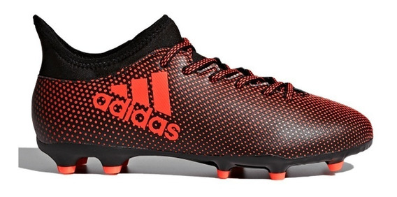 Tacos De Fútbol adidas X 17.3 Fg (s82368) Junior