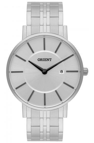 Relógio Orient Mbss1261 S1sx Masculino Slim - Refinado