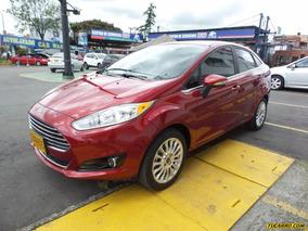 Ford Fiesta Titanium At 1600cc