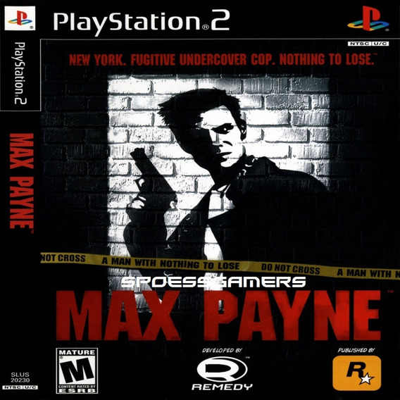 Max Payne 1 Ps2 Patch Portugues Desbloqueado Me