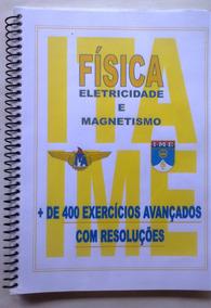 Ita / Ime Apostila 7 De Setembro - Física Eletricidade