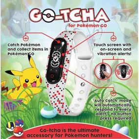 Gotcha - Go-tcha Pokémon Go Plus Pulseira Automatico