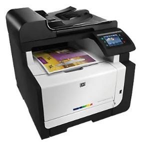 Multifuncional Hp Laserjet Pro Cm1415fn Em Cores