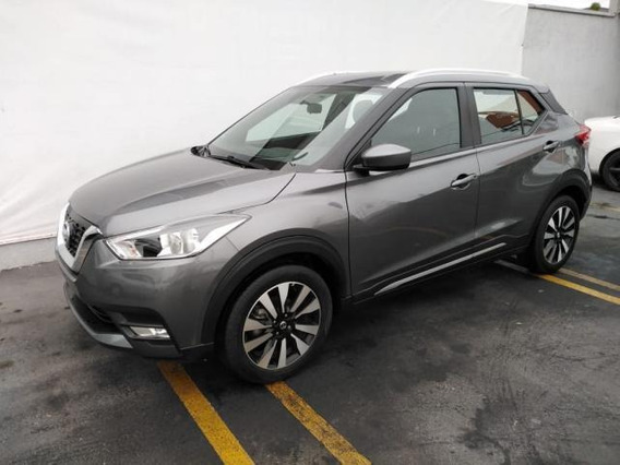 Nissan Kicks 5p Advance L4/1.6 Aut