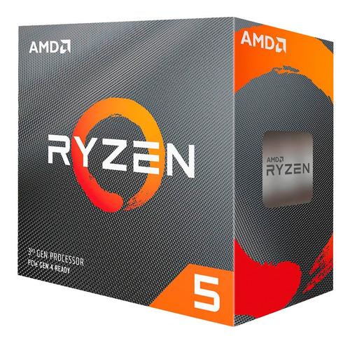 C146 Combo Actualizacion Amd Ryzen 5 3600 + A320 8gb Mexx 3