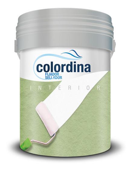 Fijador Sellador Antihongo Al Agua X 1lts Color Blanco