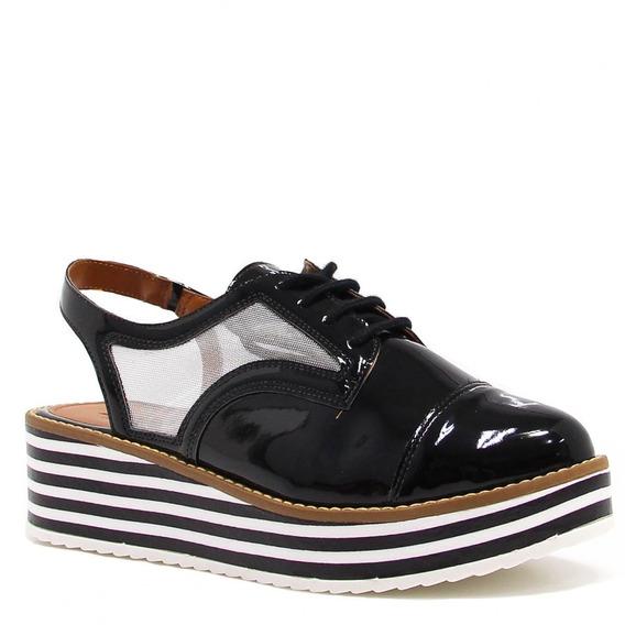 Sapato Feminino Zariff Shoes Casual Preto 3316-36374