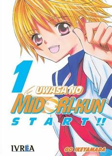 Uwasa No Midori-kun 01 Start (los Rumores Sobre Midori) (com