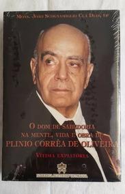 Plinio Correa De Oliveira - Coleção - Livro Iv Novo Lacrado