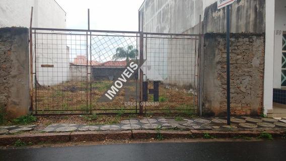 Terreno Para Alugar No Bairro Centro Em Sorocaba - Sp. - 40034-2