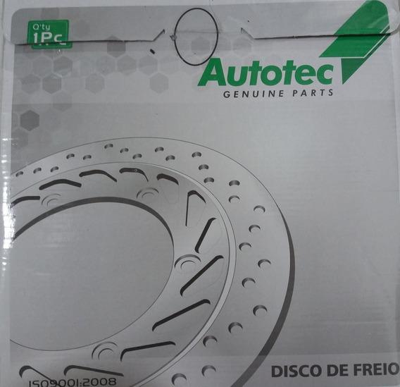 Disco De Freio Dianteiro Titan 125 Es 2000 - 04/esd