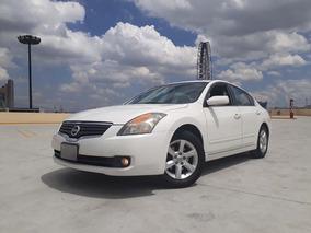 Nissan Altima 2008 Sl High Piel Quemacocos Clima Automatico