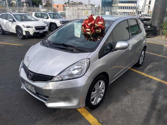 Honda Fit 1.5 Ex At B/a Cvt 2013
