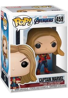 Muñeco Funko Pop Avengers Capitana Marvel 459 Original!!