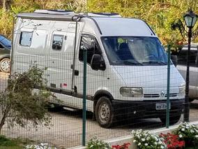 Motorhome Renault Master 06/16 Homebuss