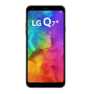 Smartphone Lg Q7 Plus Preto 64gb Câmera 16mp 4g Lmq610ba