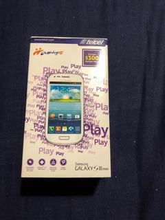 Caja De Galaxy S3 Mini Con Folleteria