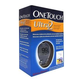 Glucometro One Touch Ultra2 10 Tiras + 10 Lancetas