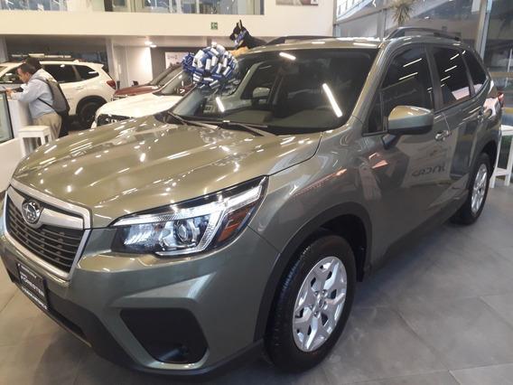 Subaru Forester Premium 2020 Verde