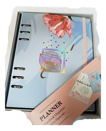 Agenda Planner Organizador  Azul  La Bela - A5