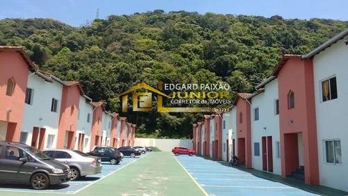 Imagem 1 de 15 de Casa Condomínio/mongaguá!! - 437