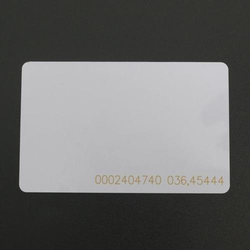 Tarjeta De Identificación Rfid 125khz