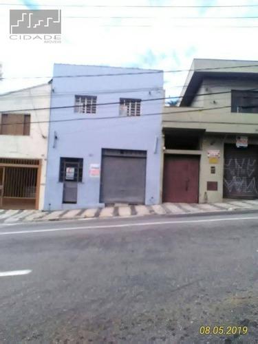 Imagem 1 de 20 de Sobrado Centro - So0038