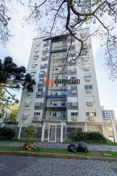 Apartamento A Venda No Bairro Petrópolis Em Porto Alegre - - 16140md-1