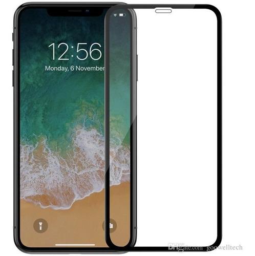 Vidrio Glass Pro 4d 5d iPhone XR 5d Curvo 6.1 Pulgadas