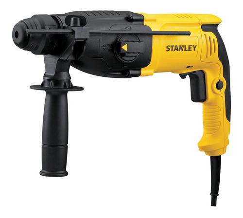 Imagen 1 de 8 de Rotomartillo 800w Sds Plus Stanley Shr263k Stanley