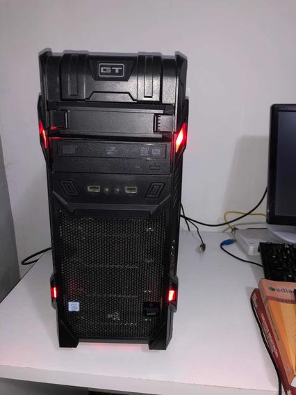 Pc Gamer I5 7° + 12gb Ram Ddr3 + Gtx 960 2gb
